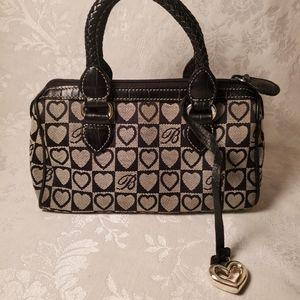 Brighton Fabric Signature Handbag
